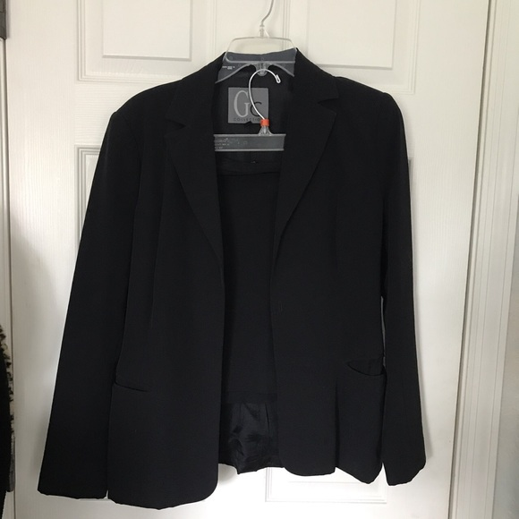 Guess Jackets & Blazers - Guess Collection Black Blazer and Skirt set 🖤✨